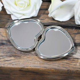 Especially For You Heart Shaped Compact Mirror