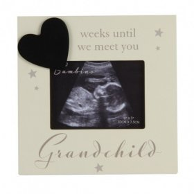 Bambino MDF Countdown Scan Frame - Grandchild